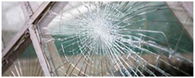 Upton Smashed Glass